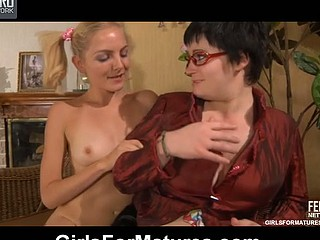 Stephanie&Judith grey lesbo movie scene