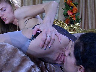 Matty&Rosa licky nylon action