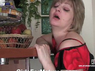 Leonora&Ninette lesbo older episode