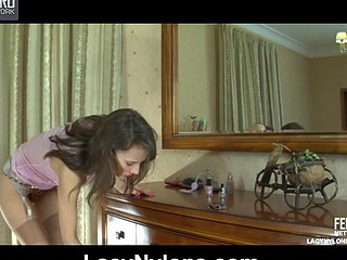 Viola awesome nylon movie