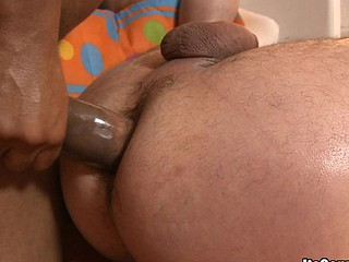 Pulverizing outstanding interracial