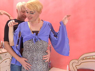 Elliot&Maurice femaleclothed crossdresser in bill