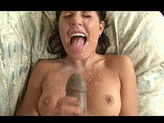 Missy Maze is a kinky hawt floozy, and likes to fuck. OG Mudbone tears open her white snatch with his MONSTER 14inch shlong. This Chab blow his big cum load all over her face!