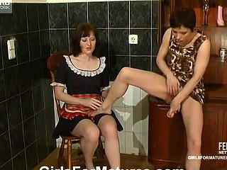 Ethel&Gwendolen pussyloving aged upstairs movie chapter