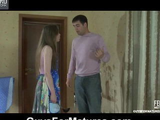 Leila&Lucas red hawt older movie scene scene