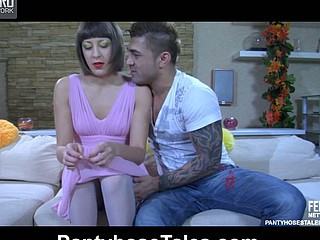Bex&Frederic grotesque pantyhose movie