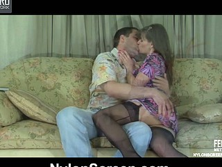 Gloria&Lucas attractive nylon action