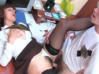 Alana&Tobias kinky older movie scene