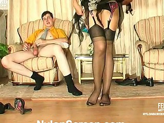 Sophia&Jerome attractive nylon action