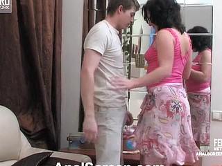 Gwendolen&Arthur hardcore anal act