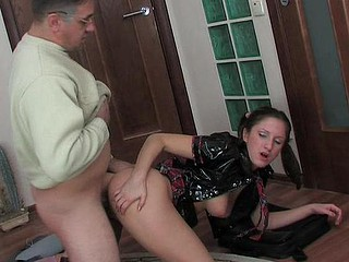 Jaclyn&Frank hotty with an increment of daddy movie