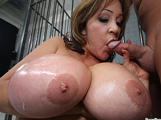 Lusty mother I'd like to fuck Kandi Kox is a sex fiend willing to tit fuck any younger dude with a corpulent jock. Her bras have to be custom made for her Planetary Boobs. With her experience that babe'd make u squirt so hard u'd nearly any likely bust a blood vessel on your numbskull.