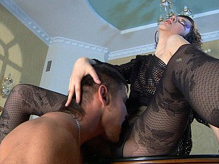 Helena&Govard scurrilous hose sex episode