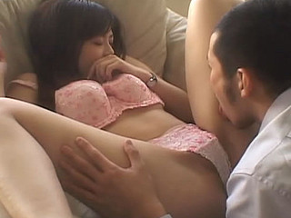 China Yuuki is a horny doctor having sex with her colleagues  receives tied up and receives cum facual cumshots.