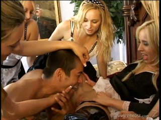 Aiden Star and hottie maid got their g-spot tickled