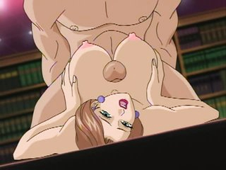 Keraku No Oh 1 - Lustful Manga Babes Get Fucked in an Animated Orgy