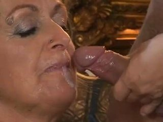 Mature Cumshot Highlights