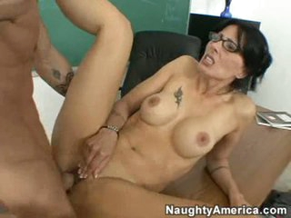 Zoe Holloway gets slammed hard then takes a large load from her male friend