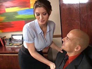 Lewd Secretary Porn Videos