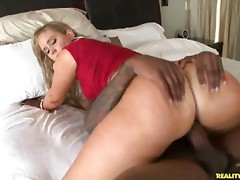 Briella has a huge orgasm and squirts all over the place.